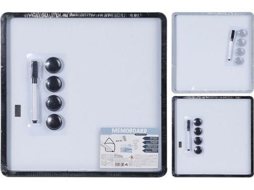 Бяла магнитна дъска Mini MemoBoard